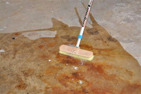 Garage Floor Paint Won T How To Paint An Epoxy Concrete Floor Coating Quikrete