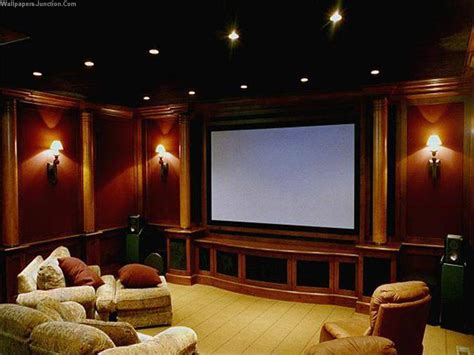 home theatre wallpapers