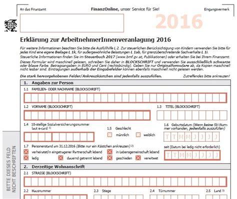kommunalnet formulare fuer arbeitnehmerveranlagung jetzt