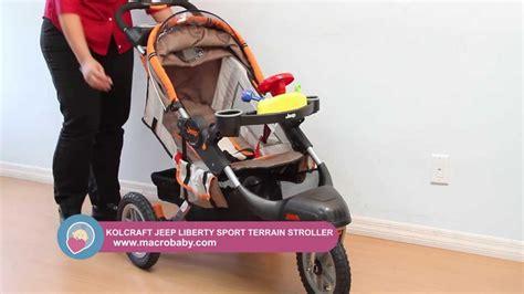 jeep liberty sport stroller macrobaby jeep liberty sport terrain stroller