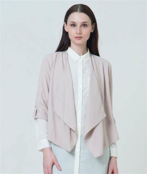 Blazer Untuk Kerja Tips Memilih Koleksi Baju Putih Untuk Kerja Merdeka