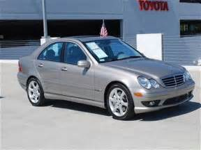 2007 Mercedes C Class C230 Sport Mercedesbenz Colors Mercedesbenz Colors Part 68