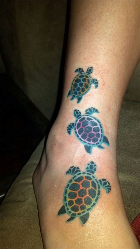tattoo pictures turtle lucky turtle tattoos for boys and girls 18
