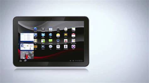 Tablet Zte 10 Inch vodafone smart tab 10