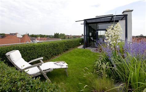 feuerschale dachterrasse ein dachgarten auf der terrasse bild 12 sch 214 ner wohnen
