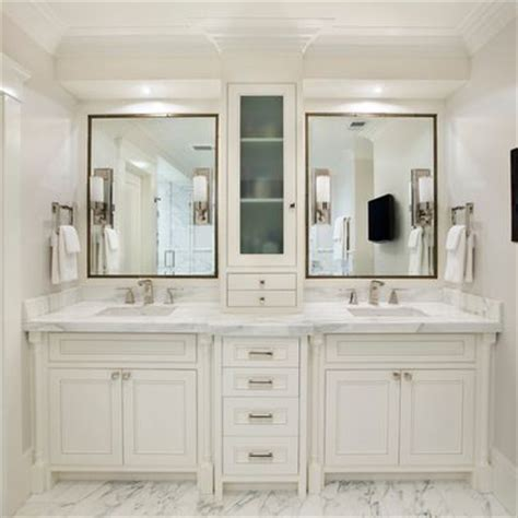 White Bathroom Vanity Ideas by White Master Bathroom Design Ideas Pictures Remodel And