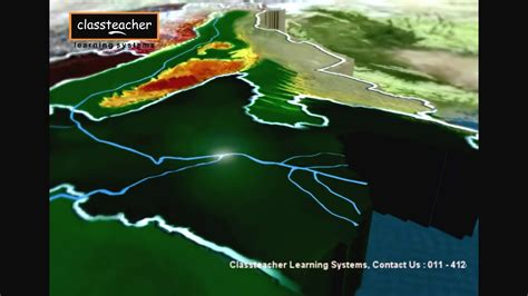 3d class geography 8468232394 drainage system in india 3d animated education video of class 9 10 ncert history youtube