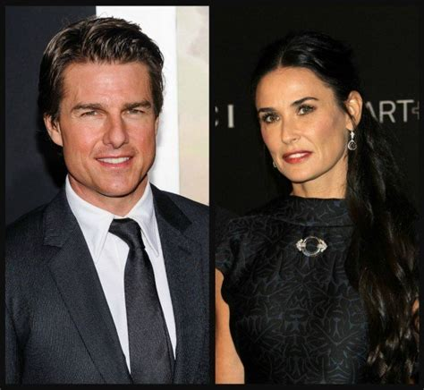 film tom cruise and demi moore proof of hollywood double standard for men vs women over 40