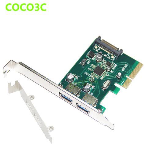 Pci E Usb 3 0 1 4 usb3 0 to pcie card pci e 4 ports usb3 0 extender cards pci express to usb3 0 adapter card