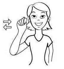 How To Sign Bathroom In Asl Sign Language On Baby Sign Language American