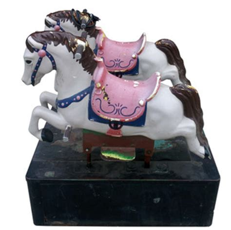 Pony Twins   Arcade by Bally Manufacturing Co.
