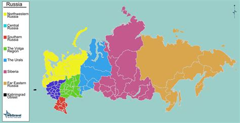 russia map by region file russia macro regions map png wikitravel shared