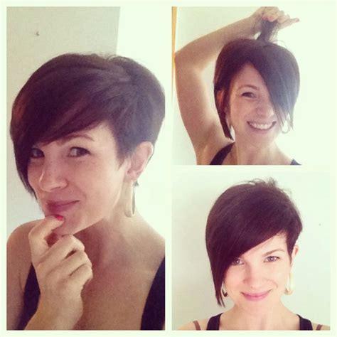 how style asymmetrical pixie cut asymmetrical pixie cut badass hairs pinterest