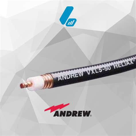 Kabel Andrew Vxl 5 andrew vxl5 50 langitluas co id jual ht handy talky
