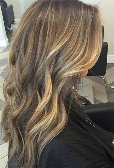 hair colour of 2015 25 hair color trends 2015 2016 long hairstyles 2016