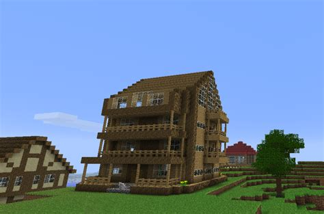 Housr Plans by Minecraft House By Markecgrad On Deviantart