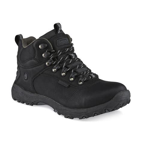 coleman s kent 3 black waterproof hiking boot