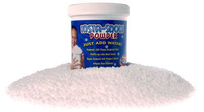 where to buy fake snow insta snow powder add water to make instant snow