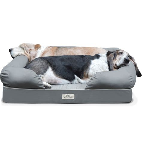large memory foam dog bed memory foam dog bed ebay cheap dog beds for extra large