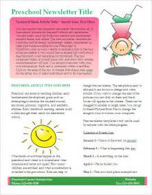 Template Newsletter Word by How To Make A Newsletter Template In Microsoft Word Free