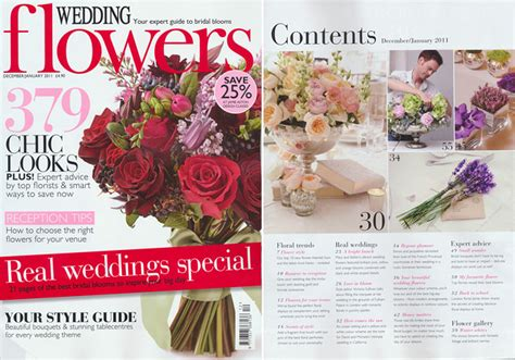 flower design magazine uk jacqueline simon in wedding flowers london cornwall