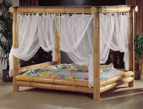 bamboo style bedroom furniture bamboo bed from high touch