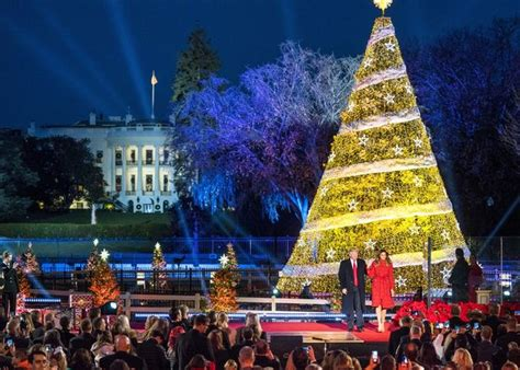 when is the national tree lighting 2017 donald trump struggles to fill seats at annual christmas