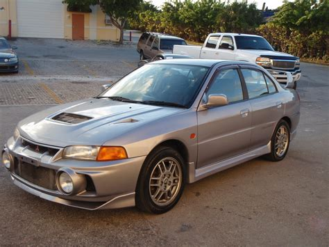 mitsubishi jdm 1996 mitsubishi lancer evolution iv rs related infomation