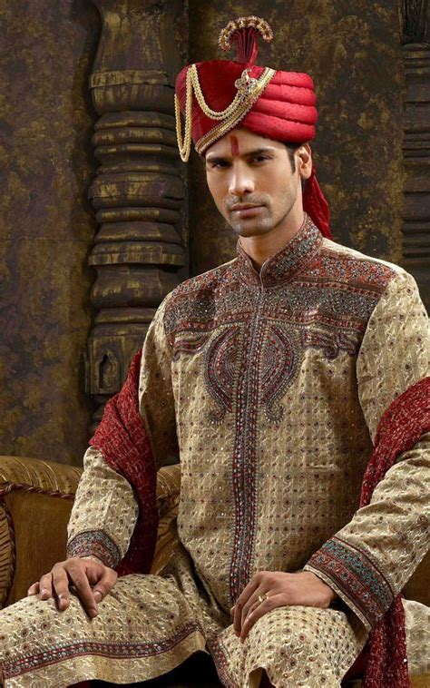 Ideas and Tips For Indian Men?s Wedding Attire ? India's