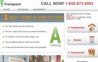 frontpoint home security home security systems frontpoint