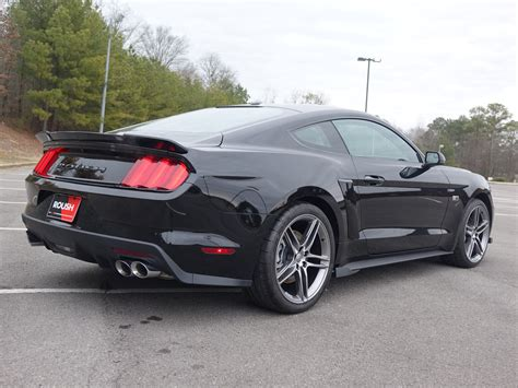 mustang gt roush exhaust 2015 roush stage 2 mustang walkaround exhaust