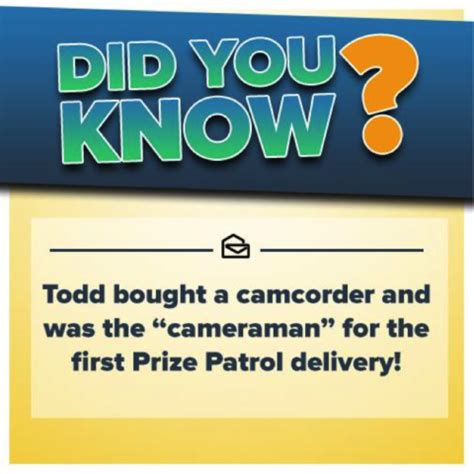 Pch Prize Patrol 2016 - did you know all about the first pch prize patrol delivery pch blog