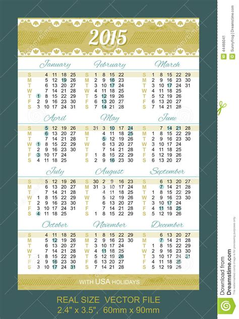 pocket size calendar 2015 new calendar template site