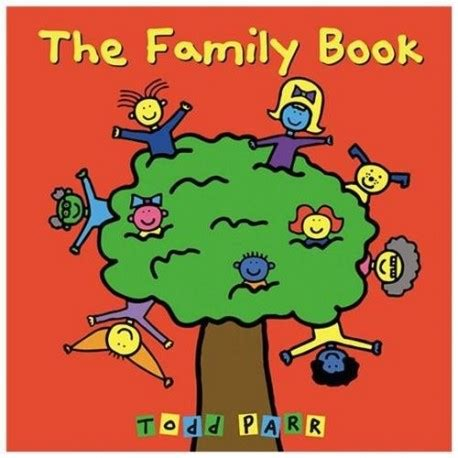 libro the large family a the family book english wooks