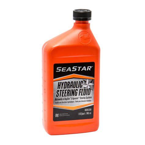 marine hydraulic steering oil seastar solutions seastar hydraulic steering fluid 1