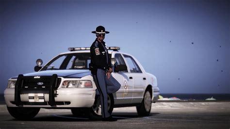 light enforcement gtav pc blue light enforcement al state troopers