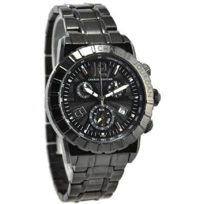 Jam Tangan Pria Hegner 587 harga charles jourdan jam tangan pria hitam stainless