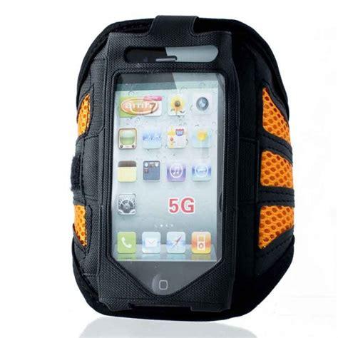 Iphone Brassard Sport by Brassard Sport Iphone 5 Orange Ultra Confortable