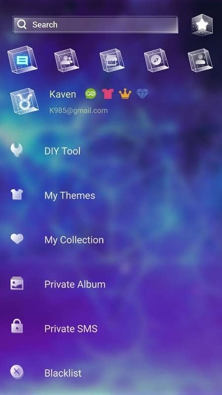 galaxy themes for android free go sms galaxy theme free android theme appraw