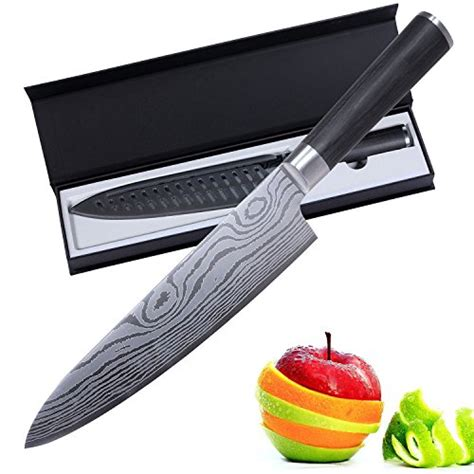 8 in ultrasource chef knife premium kitchen knife for kingstar professional 8 inch chef knife premium japanese