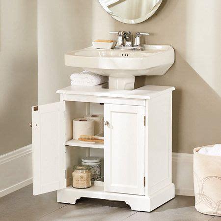 bathroom sinks with storage 25 best ideas about pedestal sink storage on pinterest pedistal sink bathroom