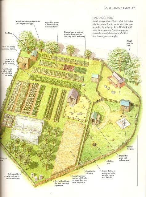 1 acre homestead layout garden ideas gardens garden planning and vegetables farm layout on farm layout homestead layout and small farm