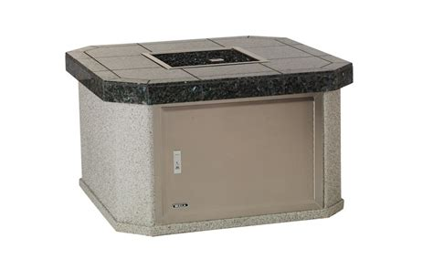 small firepit small square pit bull outdoor products