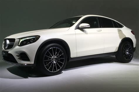 Mb Glc Coupe by 2017 Mercedes Glc Coupe Look Review Motor Trend