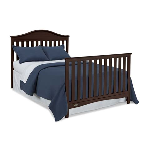 Graco Espresso Convertible Crib Graco Harbor Lights 4 In 1 Convertible Crib In Espresso 04540 519