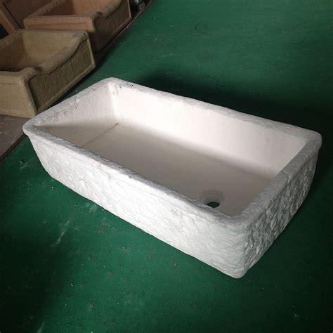 lavello cemento lavandino lavello in cemento bianco cm 80 lav econ poz