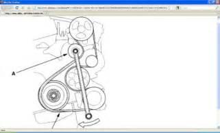 Honda Routing 2002 Honda Crv Serpentine Belt Diagram Engine Mechanical