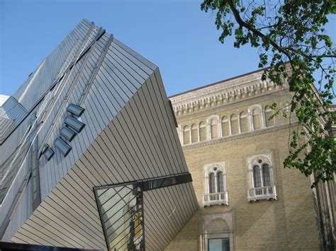 architecture to construction and everything in between books royal ontario museum libeskind
