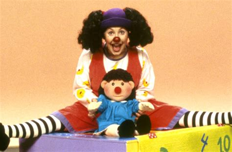 my big comfy couch episodes about the big comfy couch