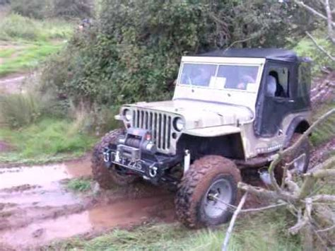 Truck Vs Jeep Road Willys Jeep V8 Paul S Offroad Tag